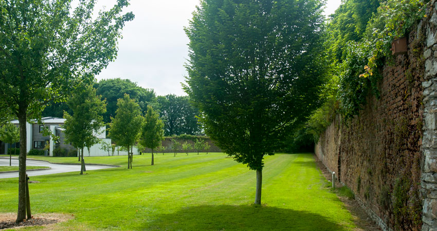 Grounds Surrounding The Residences at Castlemartyr Resort