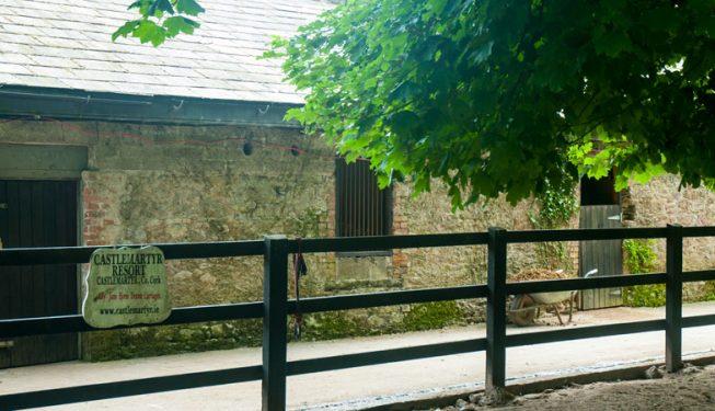 Fencing at Castlemartyr Resort