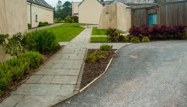 Gardens & Paving at Castlemartyr Resort