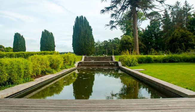Grounds at Castlemartyr Resort