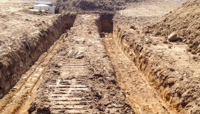 Septic Tank Installation & Groundworks